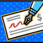 Checkbook Graphic
