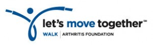 Let's Move Together Logo