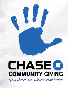 Chase Community Giving Logo