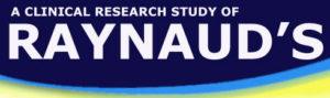Raynaud's Study Site Graphic