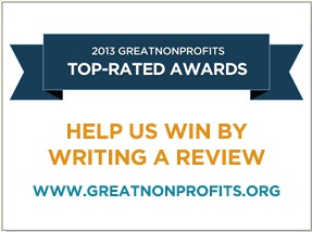 GreatNonProfits Banner