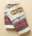 Nordic Stitch Handwarmers - 2