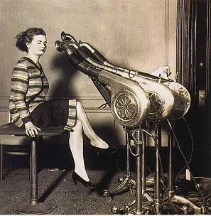 Hair Dryers - 1920's