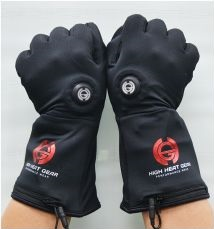 High Heat Gear Gloves