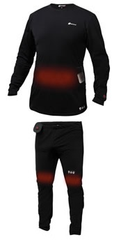 Heated Base Layers