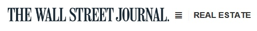 WSJ Real Estate Logo