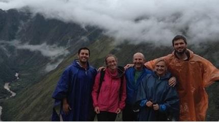 Kim Davies - Inca Trail Picture