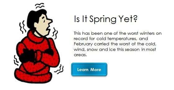 Spring Yet?