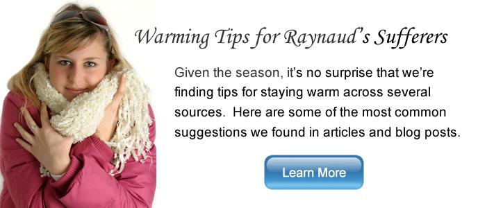 Warming Tips