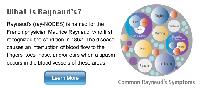 Learn More About Raynaud's