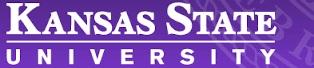 Kansas State Univ Logo