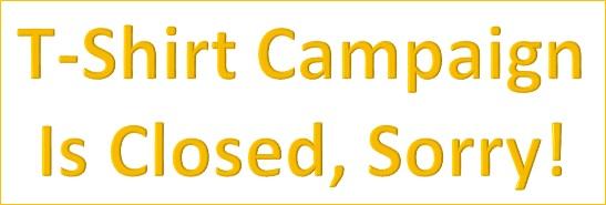 Closed Box - T-shirt Campaign