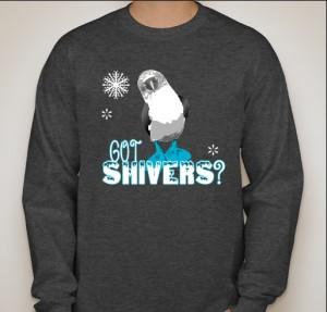 Raynaud's Awareness T-shirt