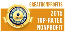 Great Nonprofits Badge - 2015