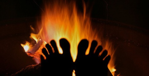 Warmth for Toes - Solutions for Raynaud's Sufferers