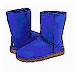 UGG Boot Clip Art