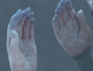 Freezing Hands