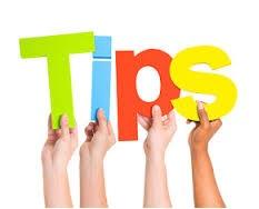 Member Tips