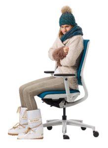 Office Temperature