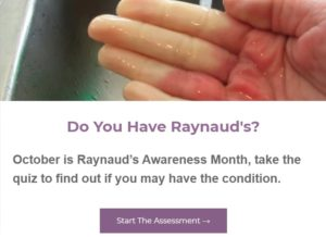 New Raynaud's Quiz