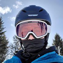 Pam Weller - Skiiing
