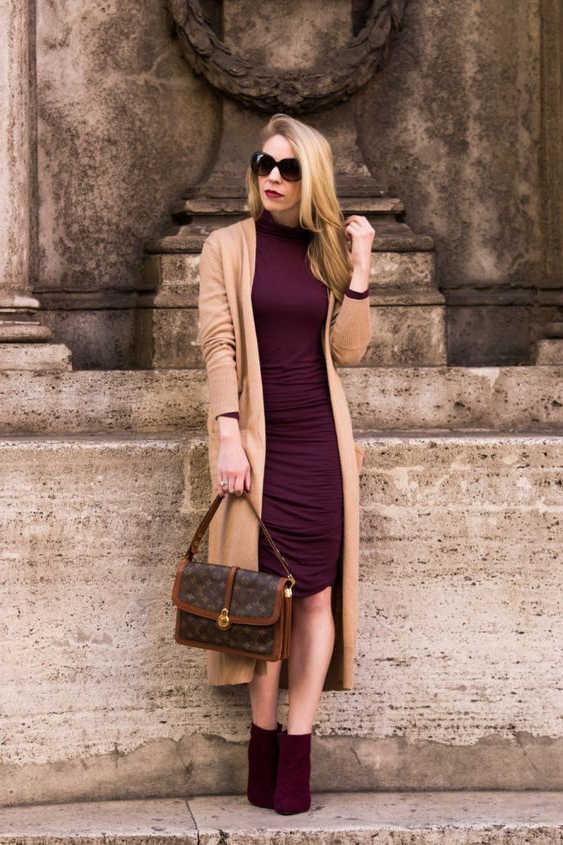 Wear a Dress in the Fall