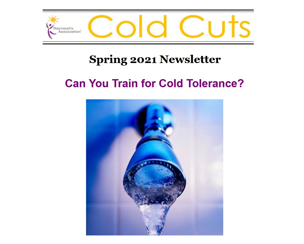 Cold Cuts Spring 2021 Newsletter