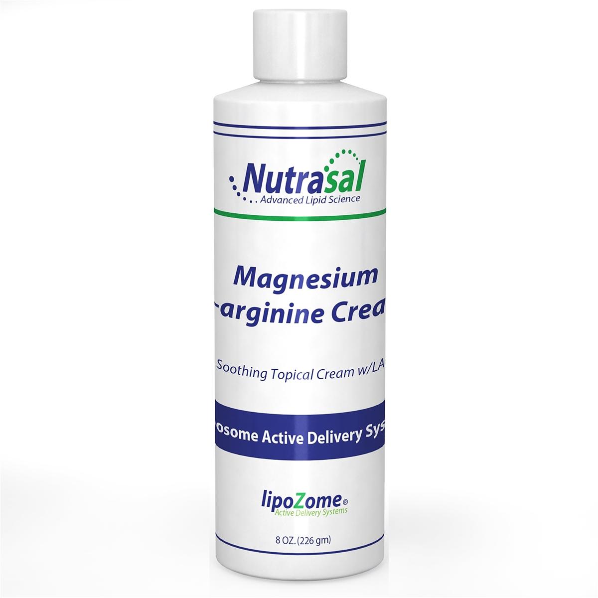 Nutrasal Magnesium L-arginine Cream