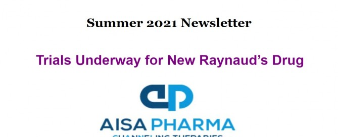 Cold Cuts Summer 2021 Newsletter